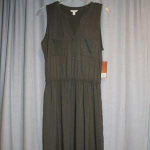 Sonoma Dresses - NWT Olive Sonoma Everyday dress